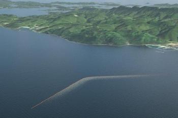 система очистки океана от пластика