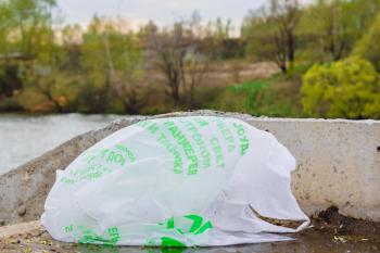 мусор- переработка пластика