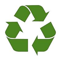 эко маркировка - возможна переработка во вторичное сырье
